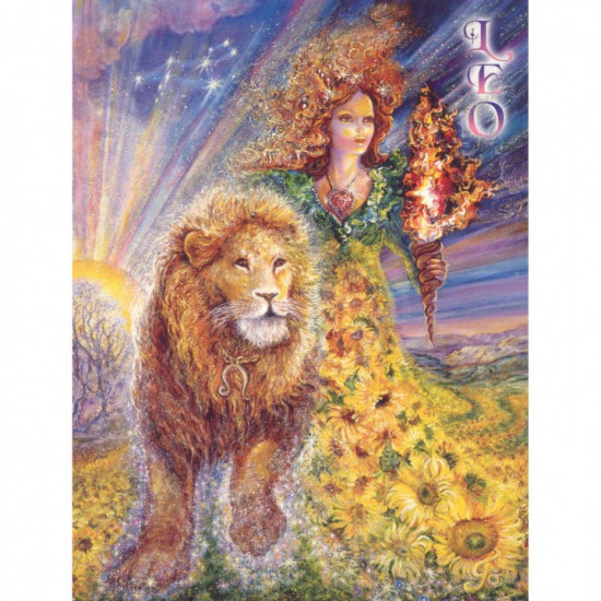 Zodiac - Leo - Kort