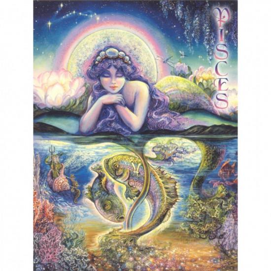Zodiac - Pisces - Kort