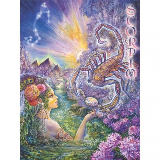 Zodiac - Scorpio - Kort