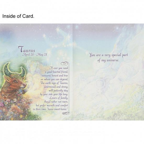 Zodiac - Taurus - Kort
