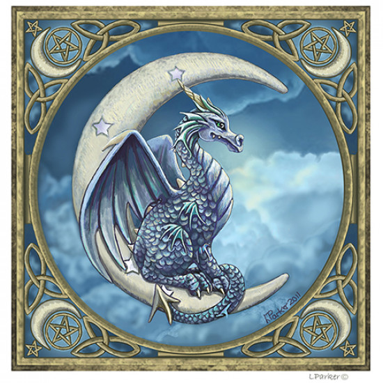 Lisa Parker - Dragon - Kort