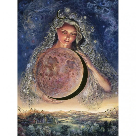 Moon Goddess - Kort