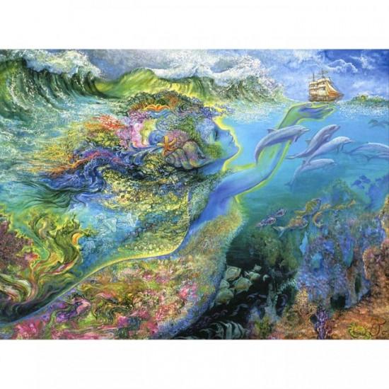 Get Well Soon - Spirit of the Ocean - Kort