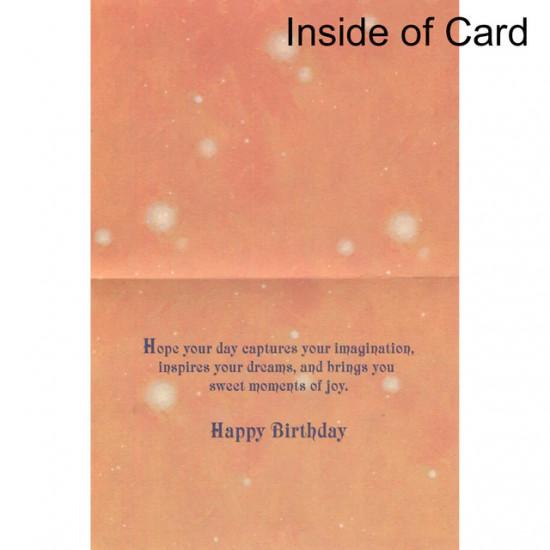 Birthday - Star Birth - Kort