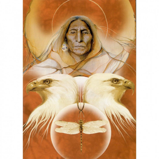 Native American - We Are All One Family  - Kort