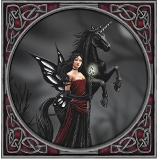 Lisa Parker - Defenders of the realm - Kort