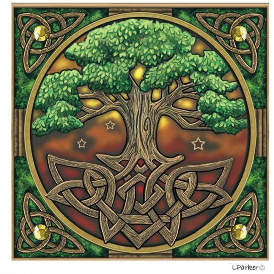 Lisa Parker - Tree of Life - Kort