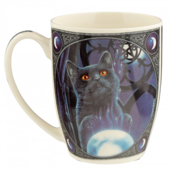 The Witches Apprentice Cat - Krus