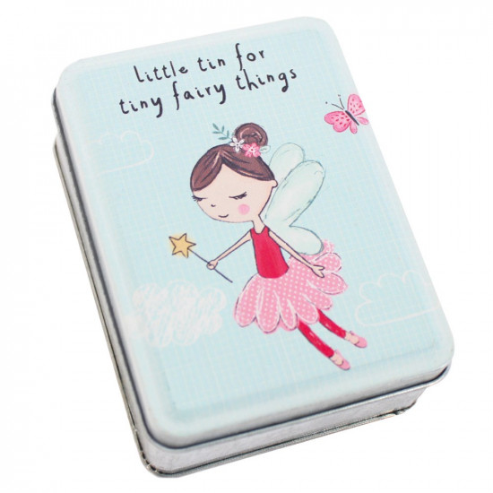 Tiny Fairy Tin - Tinnboks