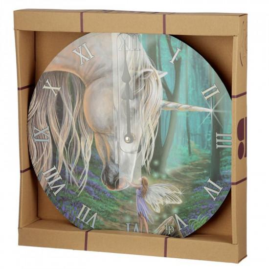 Fairy Whispers Unicorn - Veggklokke