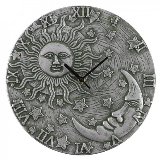 Sun and Moon - Veggklokke