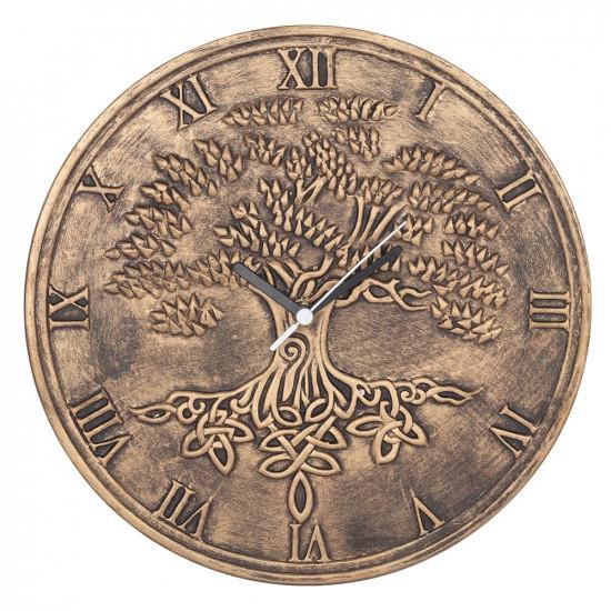 Tree of life - Veggklokke