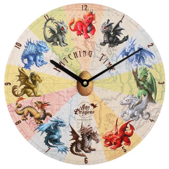 Hatching Time - Veggklokke