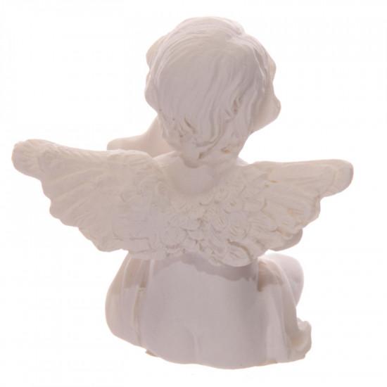 Cherub engel med stjerne