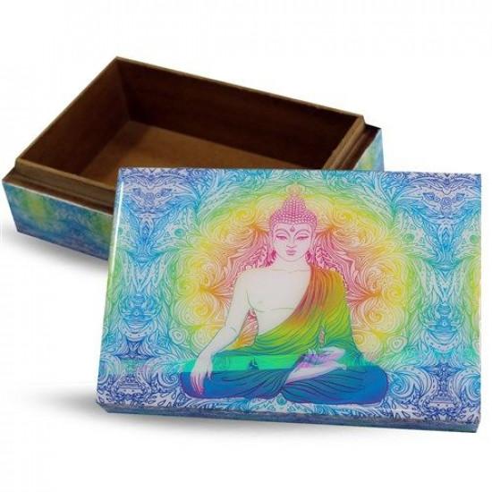 Buddhas meditation - Treeske