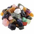 Rå krystaller og mineraler